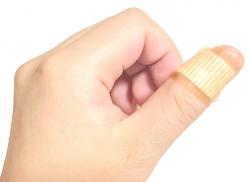 切り傷の形成外科的治療